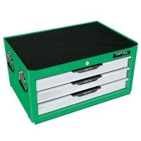 Ящик с инструментом (Pro-Line) 3 секции 157 ед.