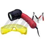 Ультрафиолетовый фонарь и очки 1444 JTC